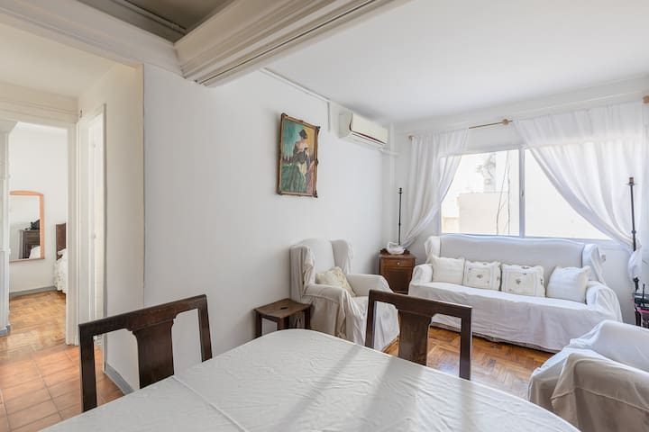 Cozy apartment in Abasto neighborhood