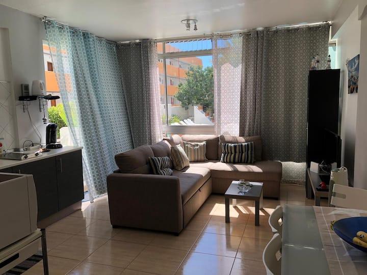 Nice and  spacious apartment