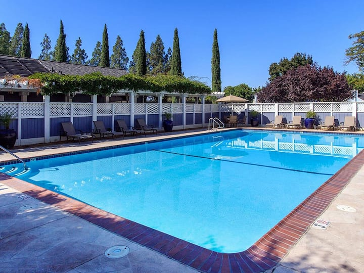 Clean apt just for you | 2BR in Livermore