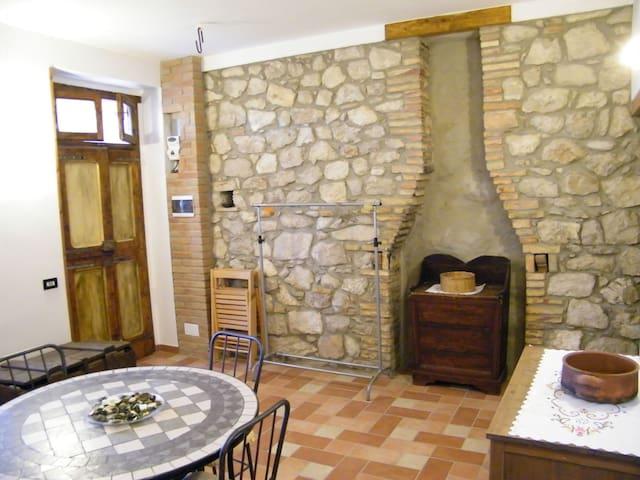 Appartamento dolce civetta - Fresagrandinaria - Huoneisto