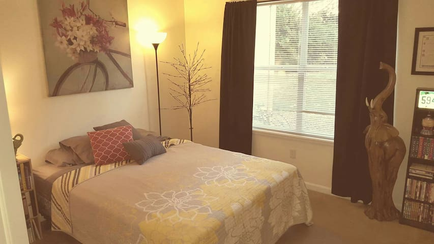 Private Guest Room & Bathroom - Denver - Apartment