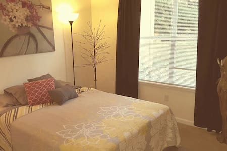 Private Guest Room & Bathroom - Denver - Appartement