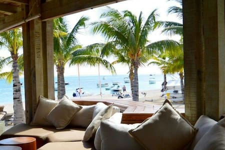 Bungalow at 5 star hotel for You - mauritius island - Hus