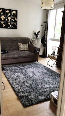 Appartement au cœur de Montmartre
