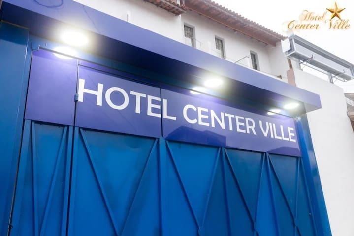 Pousada Hotel Center Ville Arujá