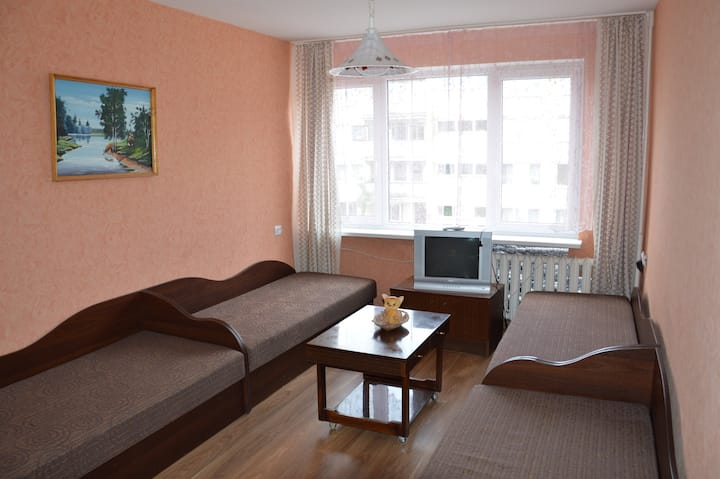 cheap room in quite are in Siauliai