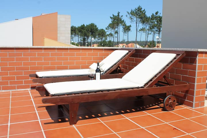 Transats & Spa  Du Furadouro (2 Suites 4Pers-)