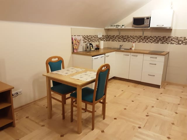 Spaciuos Family Apartment- Studio