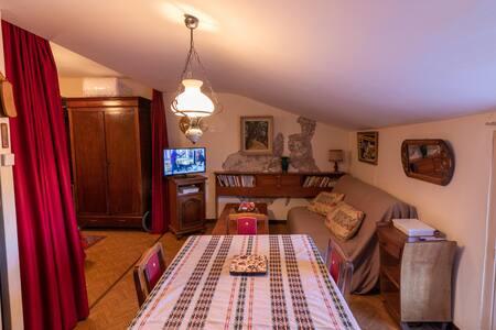 Appartement  dans maison de village idéal curistes