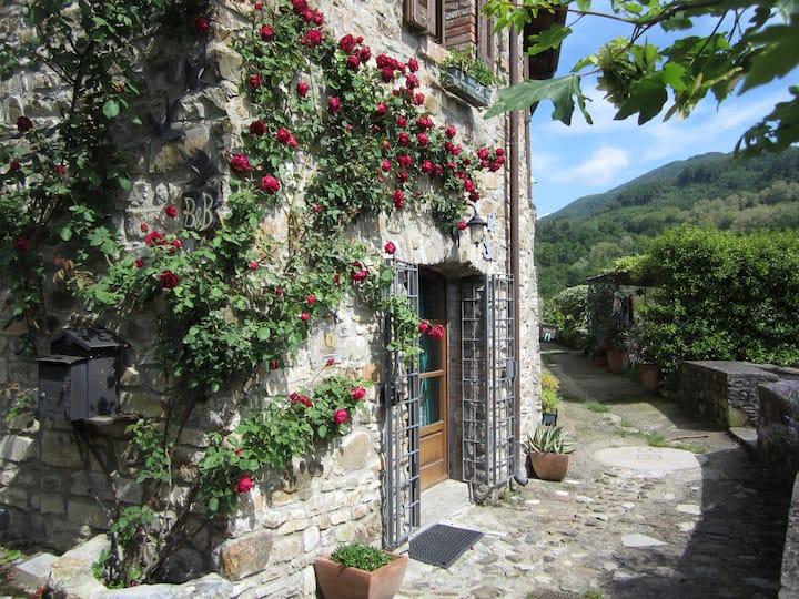 Al Nido nella Pietra, Mochignano di Sotto, Bagnone