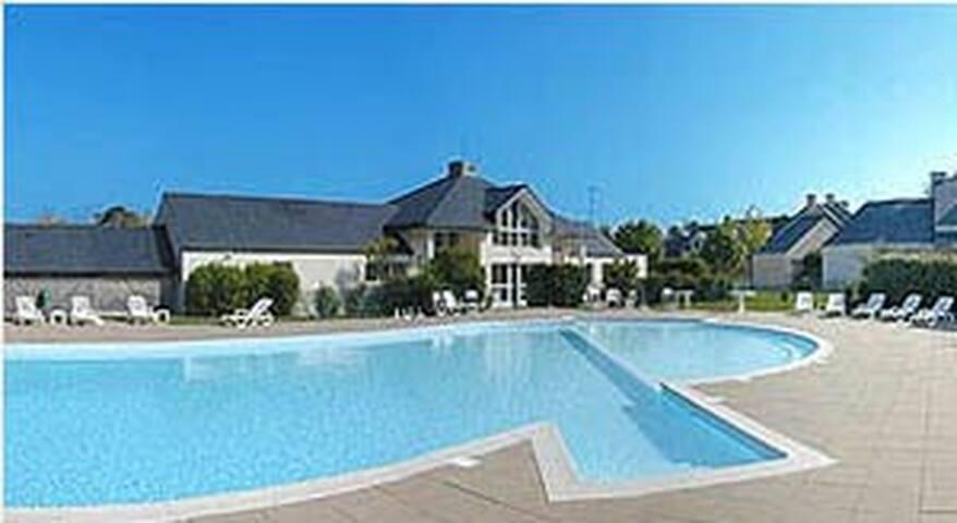 Résidence Les Cottages du Golf - Ploemel - House
