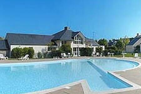 Résidence Les Cottages du Golf - Ploemel