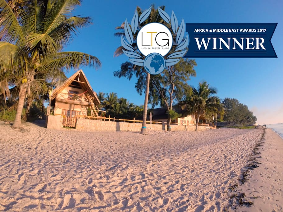 Luxury Travel Guide Award 2017