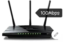 Stable and fast 100Mbps Fibre Optic network