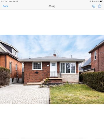 2 Complete unit home in beautiful downtown core