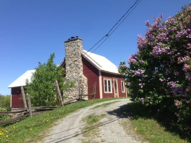 Cottages du Lac Orford, Unité C - Eastman