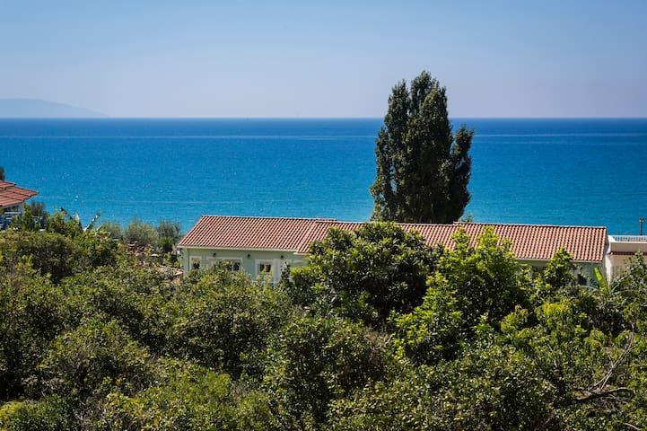 Stefanos Studios.. upper floor, sea view