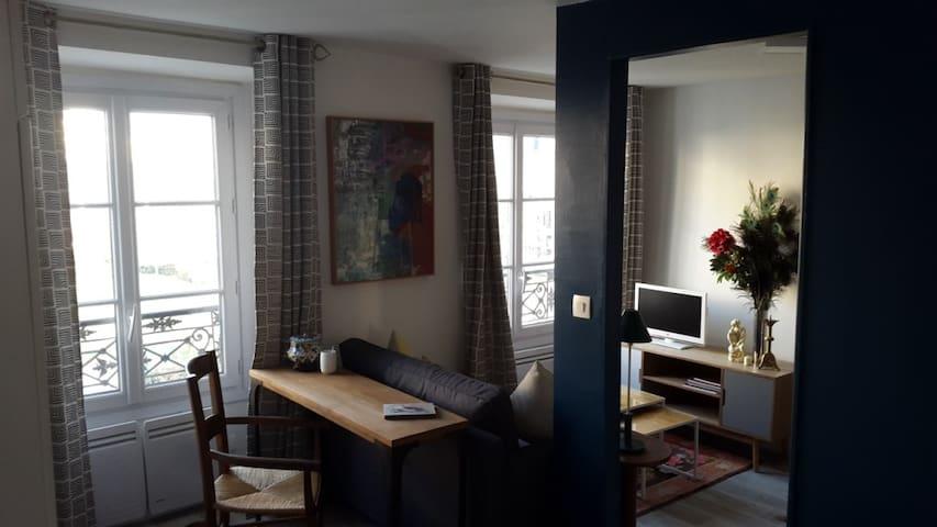 Elegant and cosy 270 sqft flat Gare de l'Est Paris