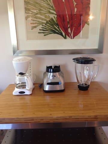 Coffee maker // Blender