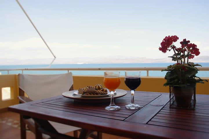 Nafplio near U1 Cozy suite, Kiveri Gems Houses - Kiveri - Apartment