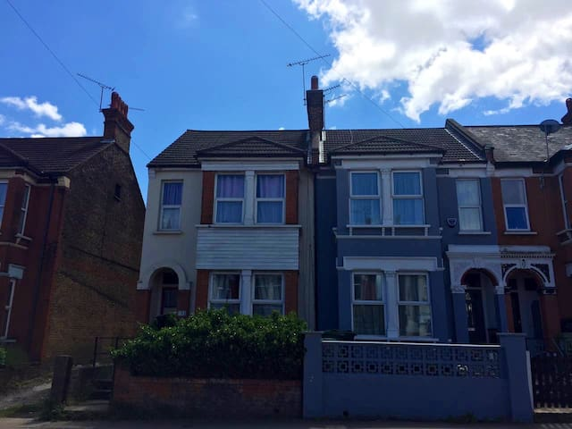 Close to the seafront, London, Southend Airport