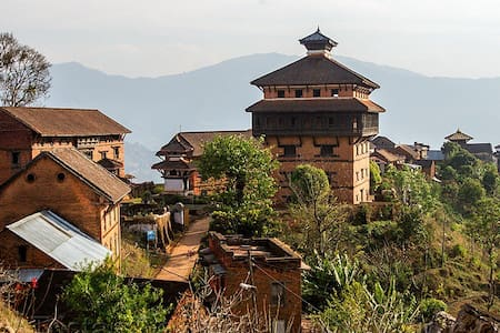 Authentic Family-Homestay Experience  in Nuwakot