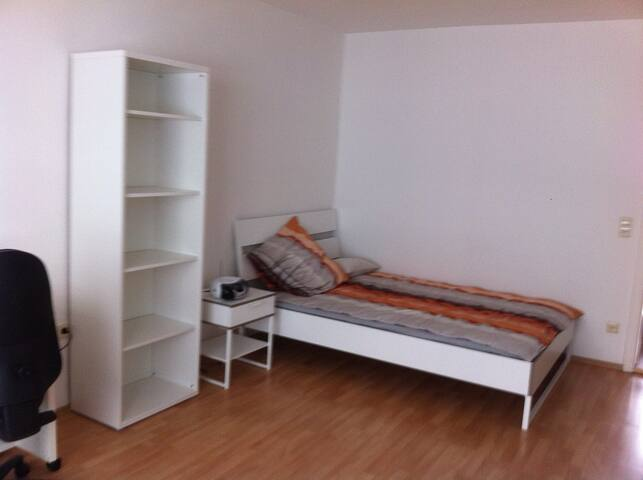 1 Zimmer Wohnung in Neu-Ulm city center - Neu-Ulm - Apartamento