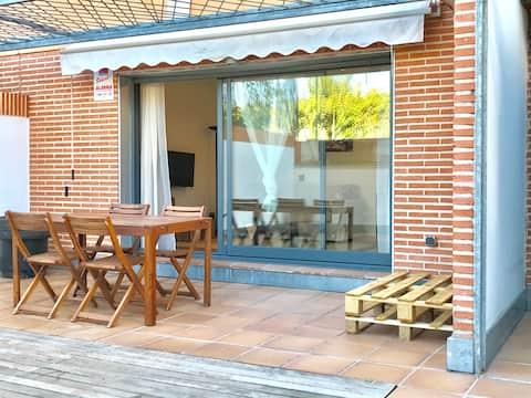 Casa de la Huerta Grande.