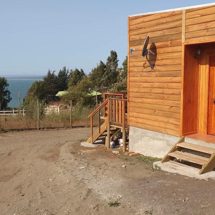 Cabaña Casa Vieja Pelluhue +56973858702