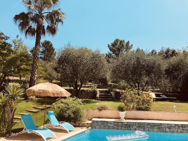 Villa Caradella - La petite Maison