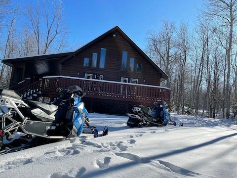 Deerwood Cabin on Lake Gogebic