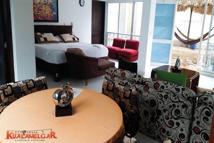 Ecoparque Kualamelgar Suite