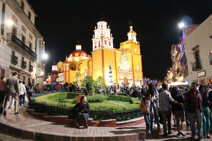 Casa en Guanajuato, Guanajuato