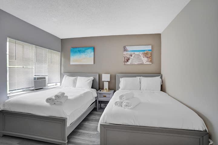 Suites at Sailboat Bend◆1BR next to Las Olas 29|3