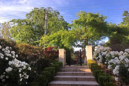 Balwyn ensuite with beautiful garden - Balwyn