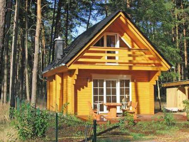 Ferienhaus am kleinen Werbellinsee - Lindow - Cabin