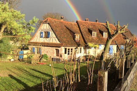 Entre Roses et Champs - Eckwersheim - House