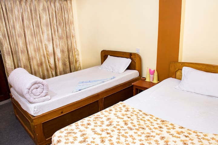 Nagarkot Bed &Breakfast,Double Room - Bagmati - Bed & Breakfast