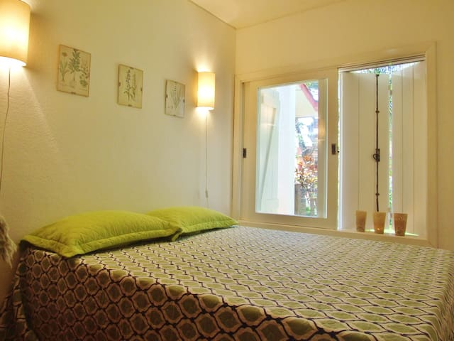 Elegant and cozy in the best street of Jurere! - Florianópolis - Haus