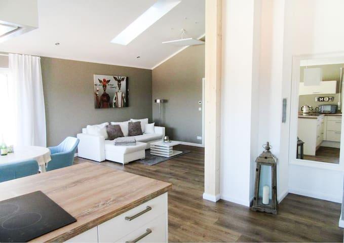 Chalet Koop, (Sinsheim), Chalet Koop, 65qm, 1 Schlafzimmer für 2-4 Personen