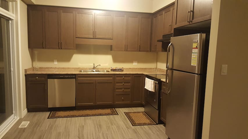Furnished and Private NEW 3 Bdrm Home in Waterloo