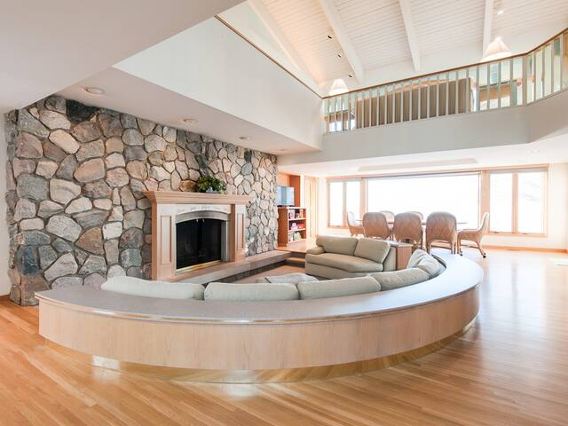 Majestic Lake Michigan Home - 42NSN - เซาธ์ฮาเวน - บ้าน