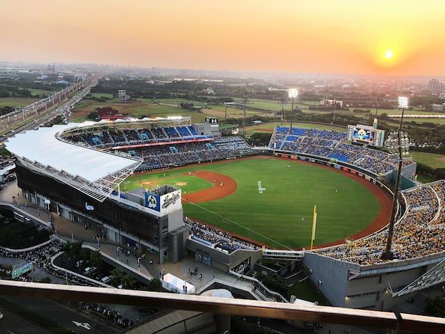 機場捷運A19站 桃園高鐵站 桃園國際棒球場  Airport MRT  A19  Taoyuan