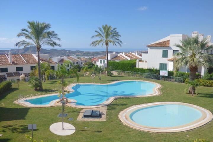 Beautiful Sea Views Apartment Close to Benidorm