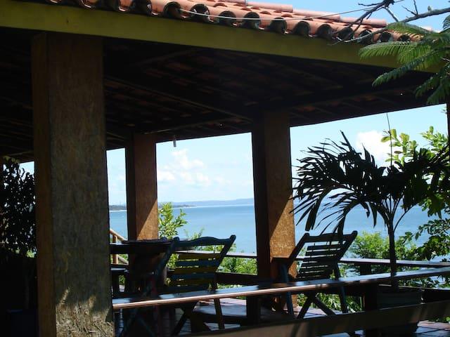 Quinta do Mar - Top na Ilha Itaparica Ba.
