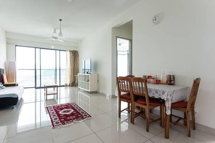 Lido Residency Cheras Near City Centre KLCC - Kuala Lumpur - Apartment