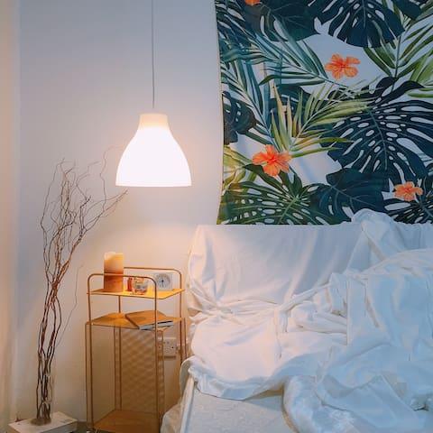 杭州西湖转塘中国美术学院附近宋城九溪公寓套房独立卧室 两间可选|哈哈与喵 2