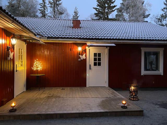 Naturnära boende i vackra Järvsö - H
