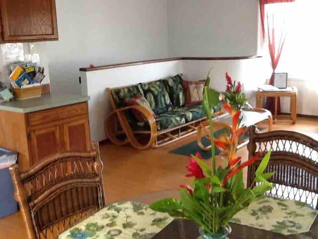 Ohia Kai Hale, Kapaa, Kauai   East Side  TVNC 1355