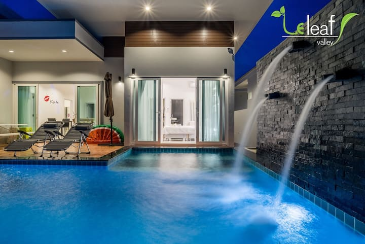 Le Leaf Valley Pool Villa Hua Hin 29